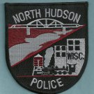 North Hudson Wisconsin Police Patch