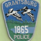 Grantsburg Wisconsin Police Patch
