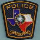 Hereford Texas Police Patch