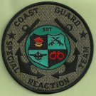 United States Coast Guard Special Reaction Team Patch