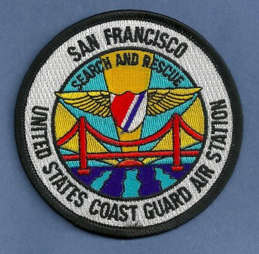 United states coast guard san francisco air station patch for Michaels craft store rancho san diego