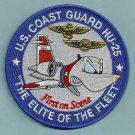 United States Coast Guard HU-25 Aircraft Patch