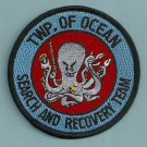 Ocean Township New Jersey Police Dive Team Patch