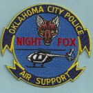 Oklahoma City Police Helicopter Air Unit Patch