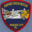 Panama City Regional Airport Fire Rescue Crash Patch ARFF