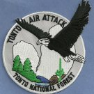 Tonto National Forest Arizona USFS Air Attack Crew Fire Patch