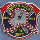 North Pole Alaska Fire Patch