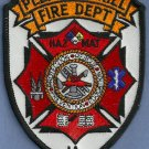 Pleasant Hill Iowa Fire Rescue Patch