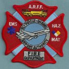 Blythville-Gosnell Airport Authority Fire Rescue Patch ARFF
