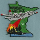 Minnesota Forestry Fire Air Attack Patch