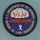 Alaska BLM Smoke Jumper Fire Patch
