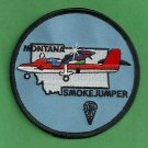 Montana USFS BLM Smoke Jumper Fire Patch