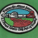 Fresno California Department of Forestry Air Attack Patch