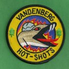 Vandenberg California USFS Fire Crew Patch