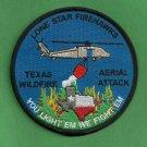 Lone Star Firehawks Texas Helitack Fire Patch
