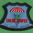U.S. Forest Service Smoke Jumper Fire Patch