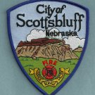 Scottsbluff Nebraska Fire Patch