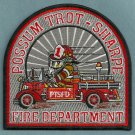 Possum Trot-Sharpe Kentucky Fire Patch