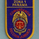 Panama Zona 1 Bomberos Fire Rescue Patch