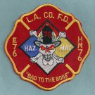 Los Angeles County California Haz Mat 76 Fire Patch
