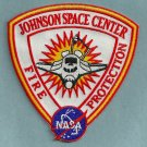 Johnson NASA Space Center Fire Rescue Crash Patch ARFF