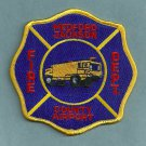 Medford Regional Airport Fire Rescue Patch ARFF