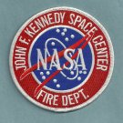 NASA John F. Kennedy Space Center Fire Rescue Patch