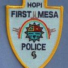 Hopi First Mesa Arizona Tribal Police Patch