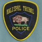 Kalispel Washington Tribal Police Patch