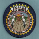 Fort McDowell Arizona Tribal Police Patch