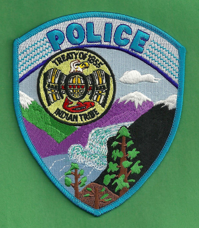 HOH Washington Tribal Police Patch