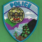 HOH Washington Tribal Police Patch