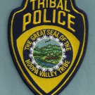 Hoopa Valley California Tribal Police Patch