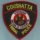 Coushatta Louisiana Tribal Police K-9 Unit Patch