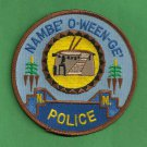 Nambe O'Ween'Ge New Mexico Tribal Police Patch