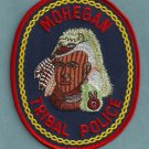 Mohegan Connecticut Tribal Police Patch