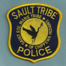 Sault Ste. Marie Michigan Tribal Police Patch