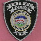 Pueblo of Santa Ana New Mexico Tribal Police Patch