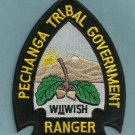 Pechanga California Tribal Ranger Police Patch