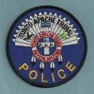 Tonto Apache Arizona Tribal Police Patch