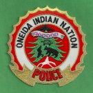 Oneida Nation New York Tribal Police Patch