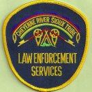 Cheyenne River Sioux South Dakota Tribal Police Patch