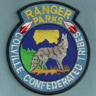 Colville Confederated Tribes Park Ranger Police Patch