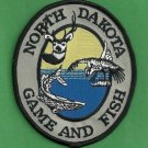 North Dakota Fish & Game Enforcement Police Patch