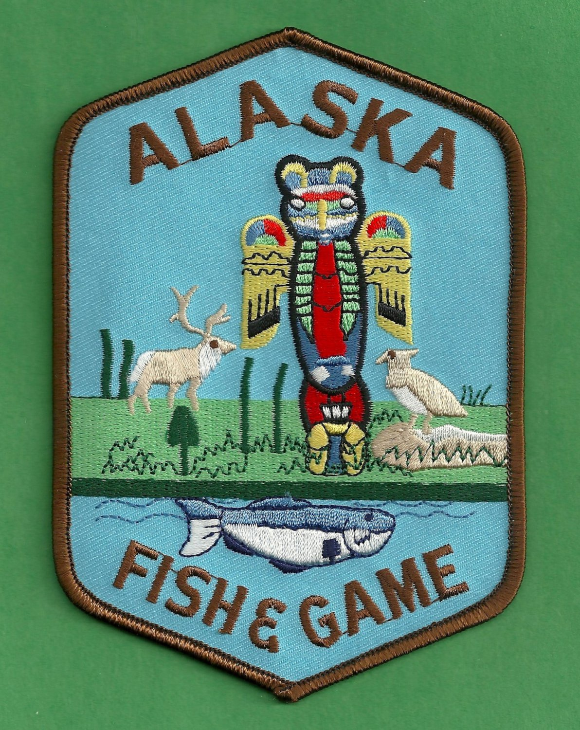 Alaska Fishing Game