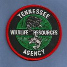 Tennessee Wildlife Resources Enforcement Police Patch