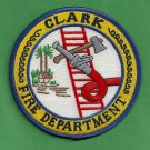Clark Air Force Base Philippines Crash Fire Rescue Patch