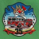 Phoenix Arizona Engine Company 35 Fire Patch