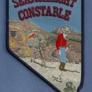 Searchlight Constable Nevada Police Patch