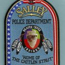 Salley South Carolina Police Patch